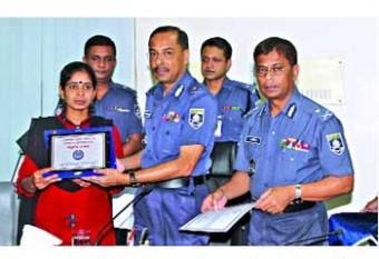 Jharna Begom