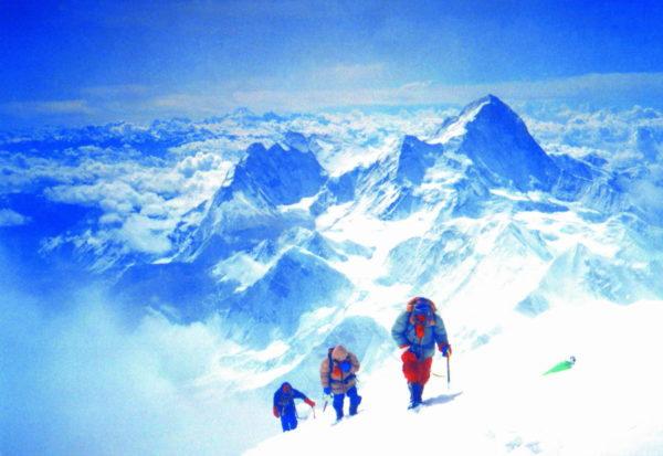 Everest winner Khaled