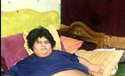 810 kg Weight khaled