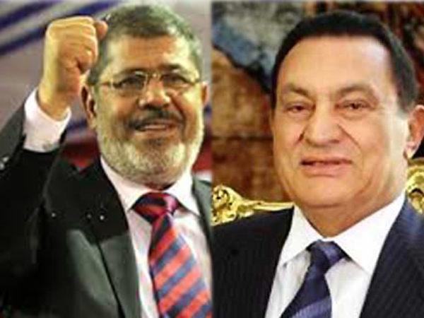 Mubarok-Mursi