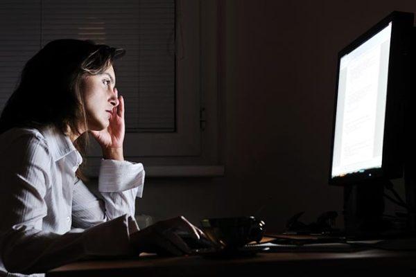 The depression & the Internet