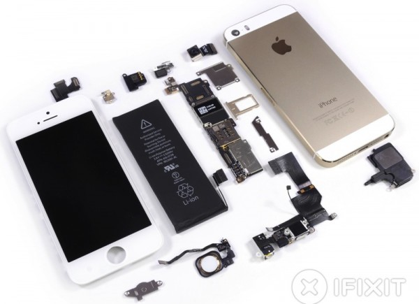 iPhone 5s production