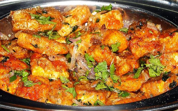 Bhetaki fish dopeyaja