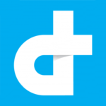 The Dhaka Times Logo (Solid)