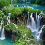 বিশ্বের দর্শনীয় একটি জলপ্রপাত; ইউরোপের Plitvice Lakes National Park 2