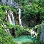 বিশ্বের দর্শনীয় একটি জলপ্রপাত; ইউরোপের Plitvice Lakes National Park 1