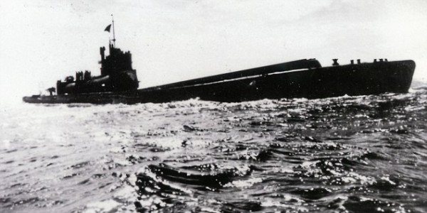 The Imperial Japanese Navy I-400 Class Submarine