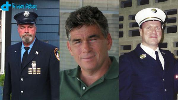 9-11 & death of three