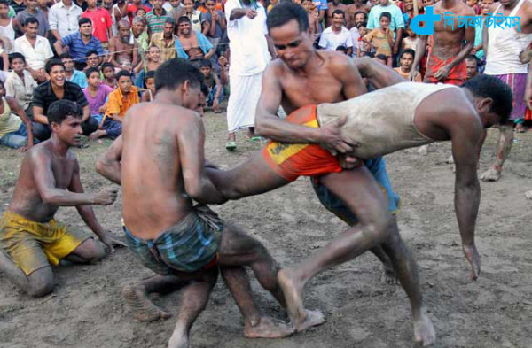 A well known game of Kabaddi