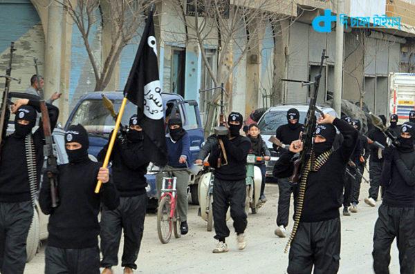 Arab state & Air attacks