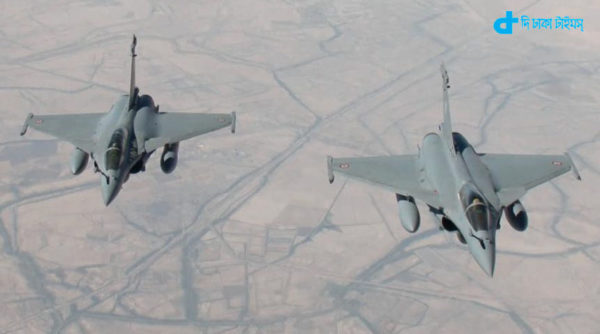French air Attack in Iraq
