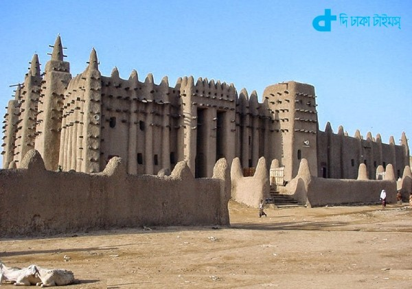 Grand Mosques of Dijeni
