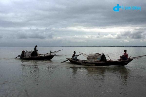 natural beauty & Fishermen