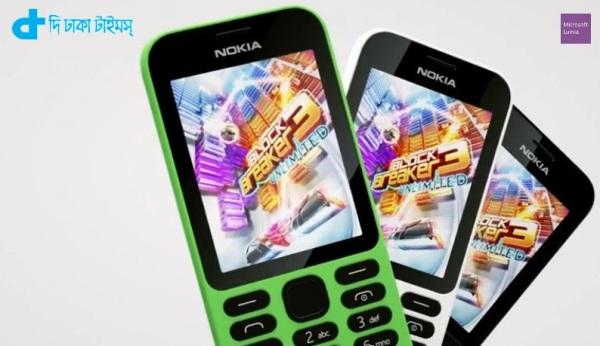 Nokia 215 model-3