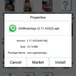 এক ফোনে ব্যবহার করুন দুটি WhatsApp আইডি 4