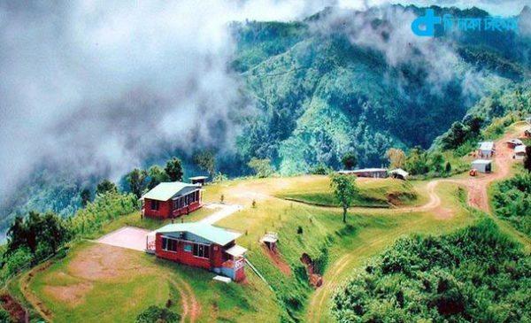 green beauty of Bandarban