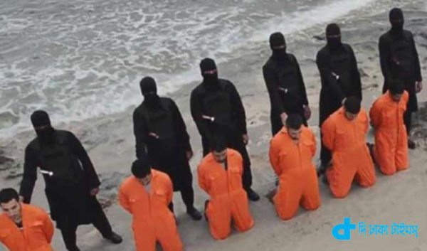 21 Egyptian Christians beheaded