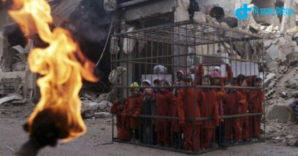 43 Iraqis burn & ISO