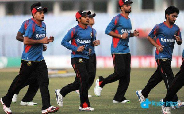 Bangladeshi players
