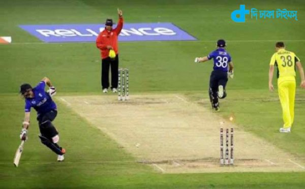 ICC accepted the umpire's decision is wrong