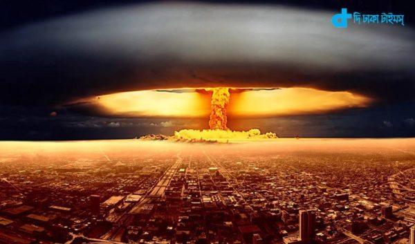 India-Pakistan nuclear war