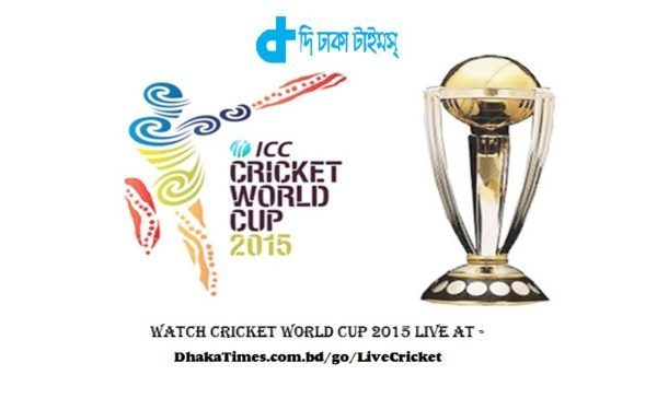 Watch Cricket World Cup 2015 Live Free