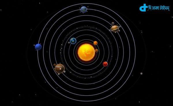 Venus-Mars-moon in a row