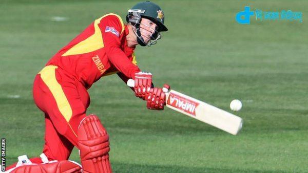 Zimbabwe won by 4 wickets