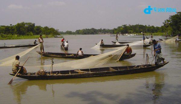 the Halda River