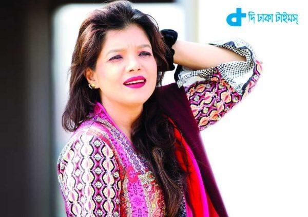 TV actress Rosy