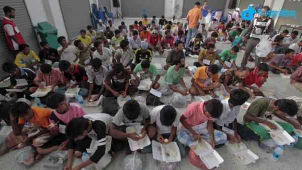 Bangladeshis arrested & Judgment