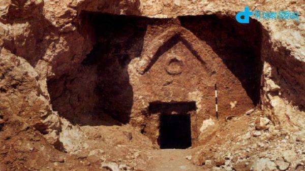 Burial place Jesus claim