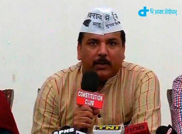 Delhi Law Minister