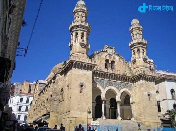 Ketchaoua Mosque, Algeria