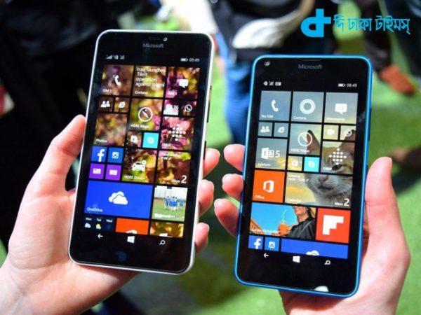 Microsoft in 2 Lumia Coming