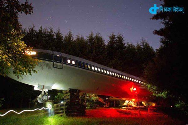 Boeing Air & house