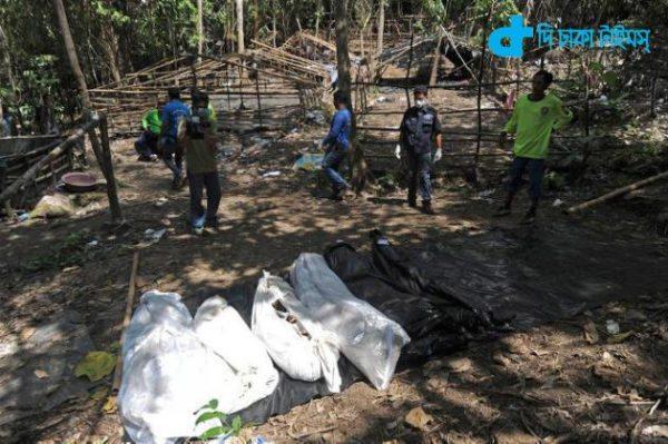 Malaysia- 35 bag skeleton recovered-3