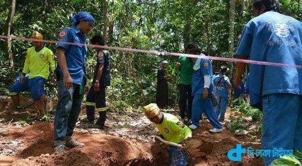 Malaysia- 35 bag skeleton recovered