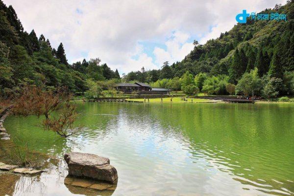 Taiwan Clear Lake