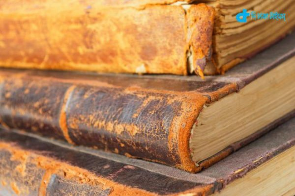 The skin of the book