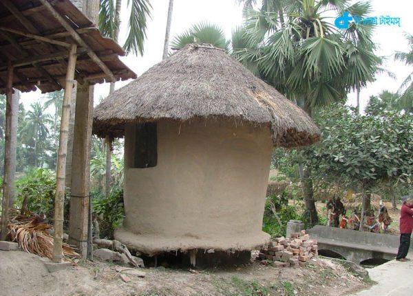 historic village Rice House
