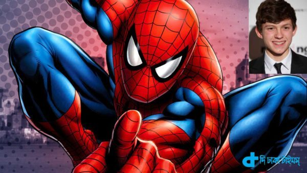 new 'Spiderman'
