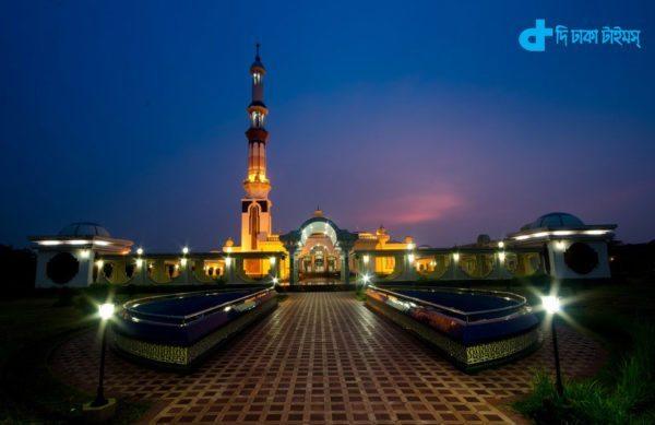 Baitul Aman Mosque of Barisal