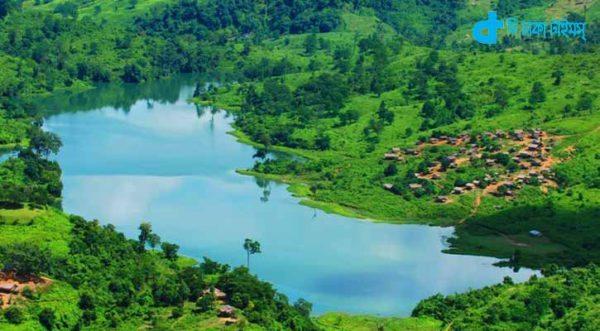 Bandarban Chimbook Hills