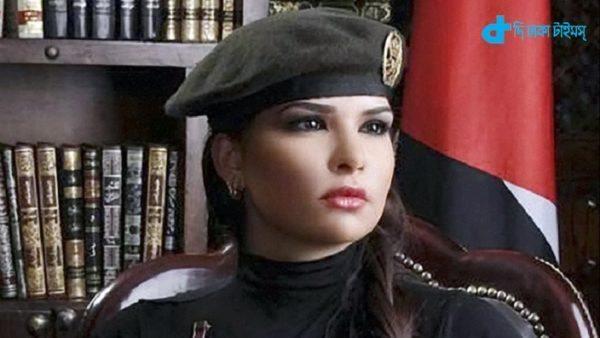 Former Miss Jordan