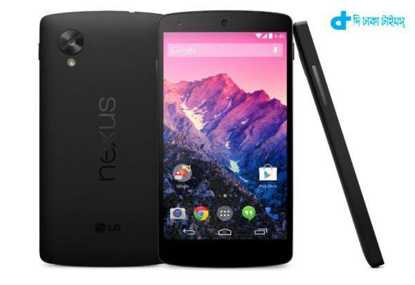 Nexus Five is coming