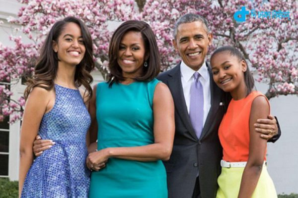 Obama's daughter in the film are Acting-3
