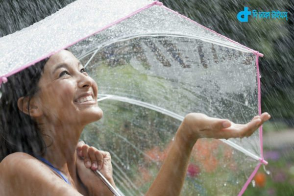 Rain, rain and natural beauty