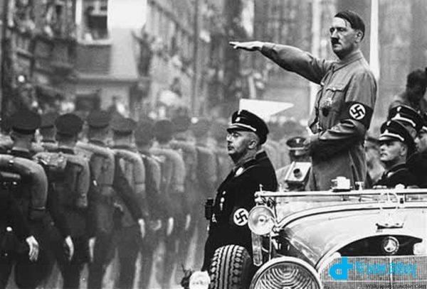 The auction Hitler's telegram