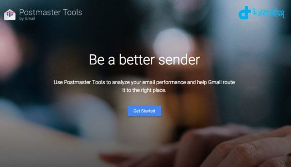 The postmaster tool with Gmail
